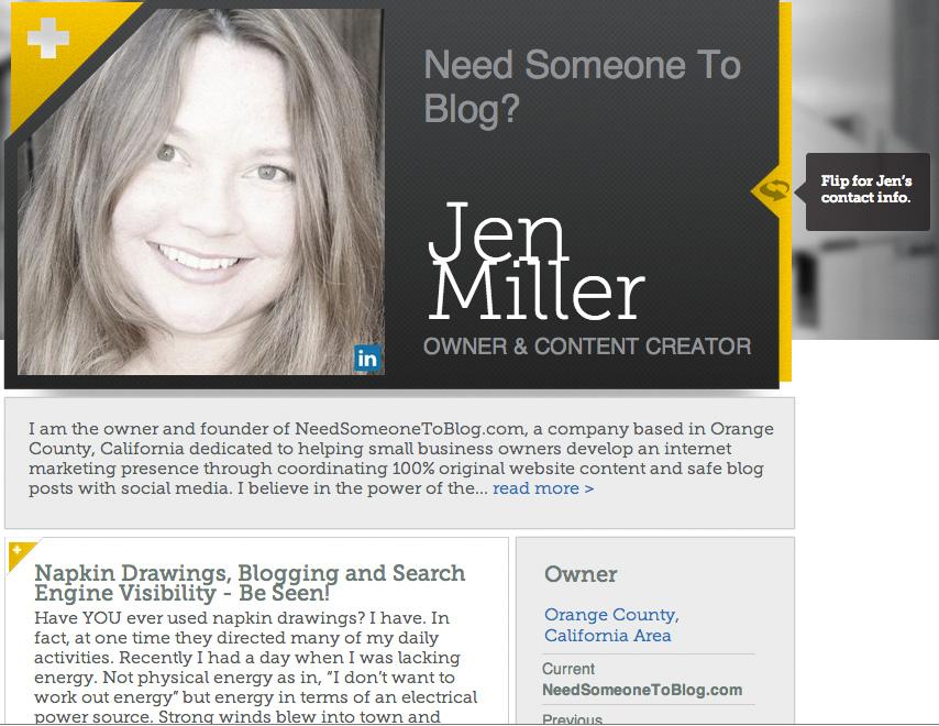 Industry Icon Jen Miller